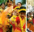 Basanta Utsav @ Shantiniketan