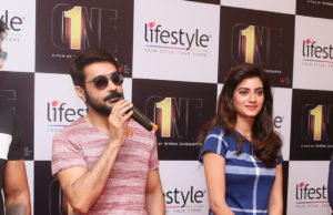 The Star Cast Of 'ONE' Unveiled Lifestyle's Latest SS'17 Collection @ Quest Mall