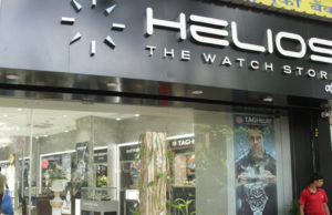 Helios − The Premium Watch Retailer Arrives in  Kolkata