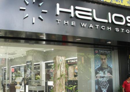 Helios − The Premium Watch Retailer Arrives in  Kolkata
