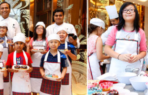 Junior Chefs Unleash Their Pastry Talent At JW Marriott Kolkata