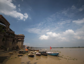 Life in the Slower Lanes of Varanasi