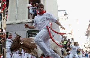 The Fiesta And The Fools Of Pamplona