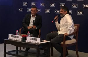 India's Most Successful Director S.S. Rajamouli Interacts with CII Members in Mumbai
