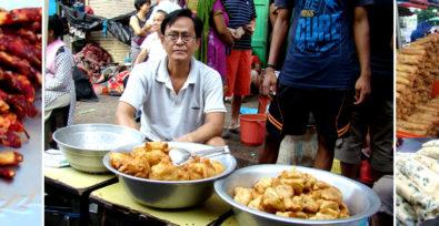 Breakfast at Sunrise off Sun Yat Sen Street