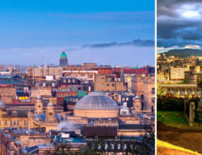 Fascinating Scotland – Edinburgh Castle