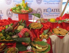 Floatel's New Badshahi Bongo Bhoj Unveiled  For the Pujos