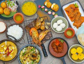 All Day Dining Affair Through the Pujos at JW Marriott Kolkata