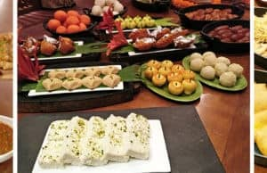 Enjoy The Grand Pujor Mahabhoj At The Oberoi Grand