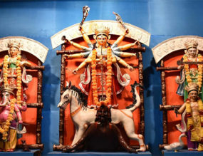 Devi Durga's Descent − When, How And Why