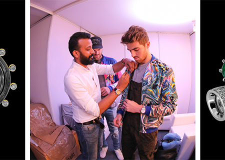 Sawansukha Jewelers Adds The Kolkata Connect To The Chainsmokers' Shows