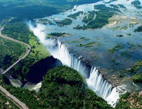 Zimbabwe: Victoria Falls, Balancing Rocks, Croc Kebabs And More