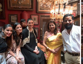 Couture King  Sabyasachi  Continues To  Innovate