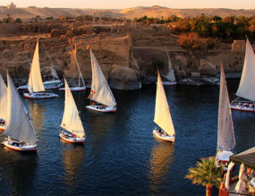 Aswan: A Short Visit