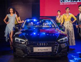 Audi Unleashes Its A5BratPack in India