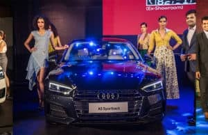 Audi Unleashes Its A5BratPack in India