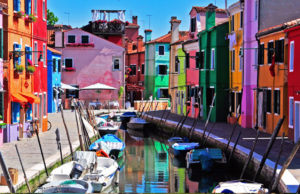 Live Life in Color - Burano, Italy