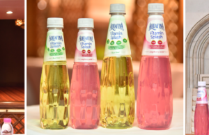 Pepsico India Launches Aquafina Vitamin Splash