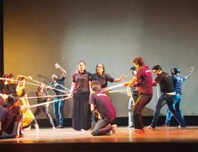 Performative Storytelling @ ICCR