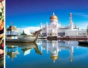 Brunei - Arabian Nights to Postmodern