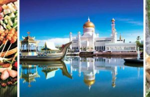 Brunei - Arabian Nights to Postmodern