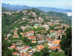 Why Mussoorie?