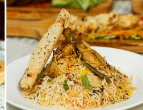 Pour House Launches a Biriyani and Kebab Festival