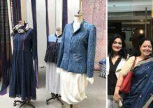 Sutra's Indigo Bazaar A Huge Hit
