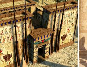 On Way to Luxor: Glimpses of Edfu and Esna