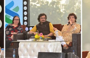 'A Life In Music' – With Zakir Hussain, Nasreen Munni Kabir & Bickram Ghosh