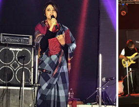 Music for a Cause – Humsufi Sings in Support of Ashari at the Tolly Club