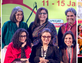 9th Edition Of Apeejay Kolkata Literary Festival 2018  − Scaling New Heights