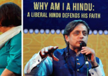 Shashi Tharoor Unveils His Newest Work At KLM 2018