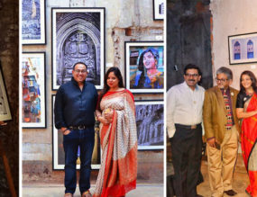 Coming Alive With VIVA – The Launch of the Calcutta Heritage Collectives