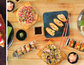 Sushi Unrolled At The Fatty Bao This Summer