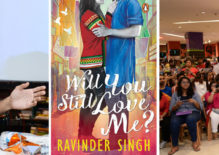 Starmark Launches Ravinder Singh's Book - Will You Still Love Me?