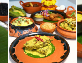 Welcome Poila Boisakh with a weekend of celebrations at JW Marriott Kolkata