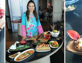 JW Marriott Celebrates The Songkran With A Special Thai Menu