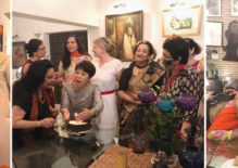 Subha Pal Plays Perfect Hostess for Meeryung's Farewell