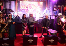 Hard Rock Café - The Best Grand Opening Party in Kolkata