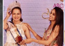 Kolkata Girl, Tanvi Shah Gupta is Mrs. India 2018