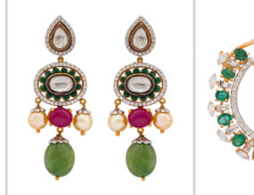 Krshn Deeksha Unveils Her New Jewelry Collection for Eid