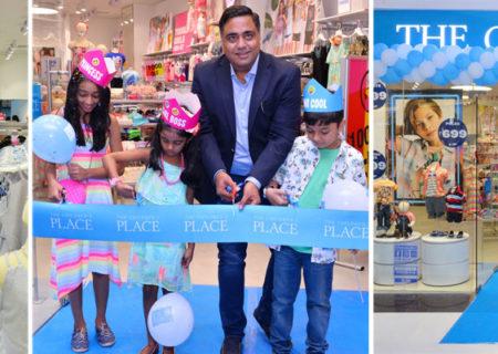 The Children's Place arrives in Kolkata