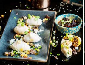 Mamagoto Presents a Seasonal Blockbuster Menu - Dim Sum, Salads and Bao