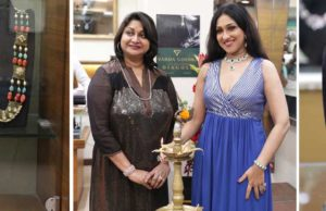 Rituparna Sengupta unveils the Varda Goenka - Diagold Collection