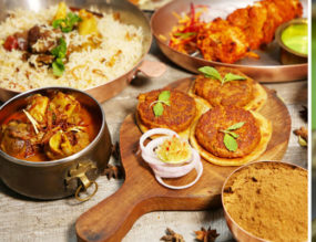 The Fabulous Awadhi Food Festival Comes to JW Marriott