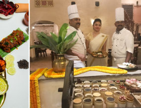 Taj Bengal's Pop-Up Featuring Southern Spice is a Smash Hit
