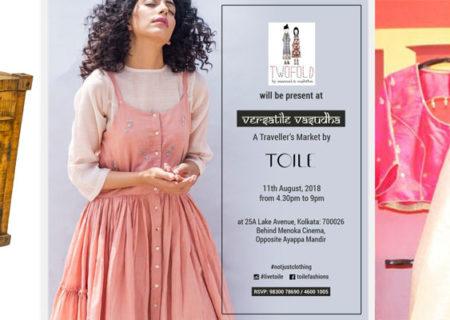 Toile brings Versatile Vasudha to Celebrate Sustainable Fashion & Lifestyle