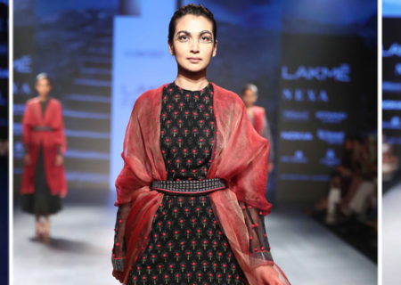 Tahweave, Nakita Singh And Soumodeep Dutta At Lakmé Fashion Week Winter/Festive 2018