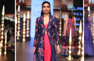 Nachiket Barve's Showcases at LFW